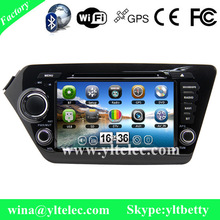 Car Multimedia Navigation Head Unit with GPS for KIA K2/RIO