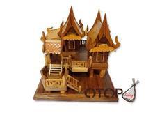 Thailand model houses