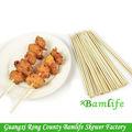 partido descartável cocktail grelhar carne piquenique espeto de bambu