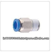 pneumatic fittings used in compressor and machines
