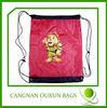 2014 Various spec shoe string bag,promotional nylon drawstring bag,custom nylon drawstring bag