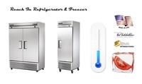 Refrigerator & Freezers