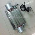 Ala refrigerado por aire del tubo reflector/crecer hidroponía luz/400w 600w 1000w hid lámpara con reflector yo-yo crecer en tienda de campaña