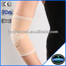 skin color adjustable comfortable elastic brace basketball elastic support