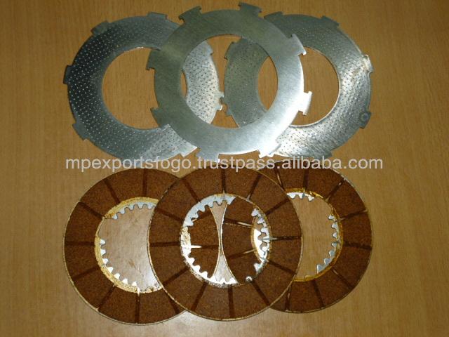 Bajaj Steel Plate clutch Plate
