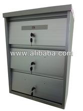 Aluminium Letter Box