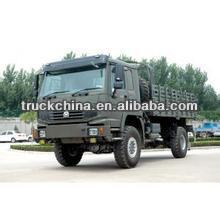 China Military 4x4 Trucks