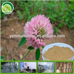 2.5%-8% isoflavones red clover seeds extract