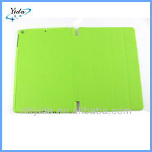 4 Folder PU Plastic Smart Case Cover For iPad Air