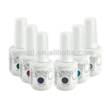 Fashion good quality Professional soak off salon gel nail polish
