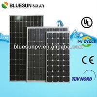 CE TUV IEC UL certificated low price mini epoxy solar panel module