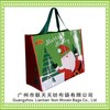 2013 high quality brand popular tote bag for Merry Christmas with logo made in guangzhou