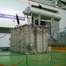 132KV Oil-Immersed Power Transformer