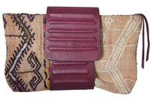 Kilim Clutch Bag - Woman Clutch Bag - Woman Handbag