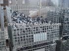 NASHVILLE WIRE,Heavy Duty Scale and Wire Container,Folding Container Type of container for pellet