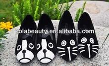 2016 hotest design casual flats shoe women shoe CP6223
