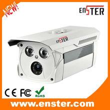 2.1 Mega Pixel HD Infrared Array light surveillance camera / outdoor waterproof license plate box Monitor