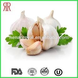 Chinese Fresh Garlic From Jinxiang