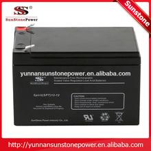 High Quality Lead Acid SPT12v 5ah for UPS battery