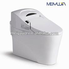 Foshan computer automatic flushing mobile portable smart toilet