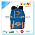 Usine de basket 2014 l'école. personnalisés en sacs à dos