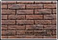 Tijolo telha rústica, tijolo de revestimento de parede