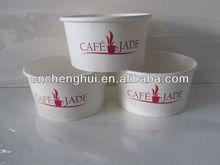 16oz özel baskılı yoğurt kabı