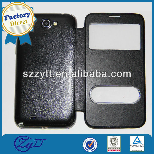 Alibaba china protective case for mobile phone Samsung note2