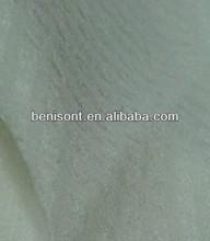 Silver gridiron pattern Dobby Chiffon fabric F170