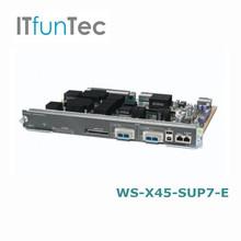cisco WS-X45-SUP7-E stock original cisco catalyst 4500 series module