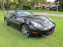 2012 Ferrari California ConvertibleFerrari