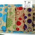 100% poli plástico estilo chenille fil de de fer sacos fornecedor de tecido