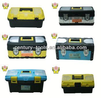 Plastic aluminum tool box for hospital