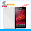 Antibacterial screen protector for Sony Xperia SP M35h oem/odm(Anti-Glare)