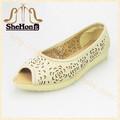 diseños de moda y confortable de alta calidad sleeper sandalia
