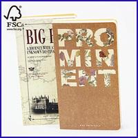 plain notebook craft paper journal