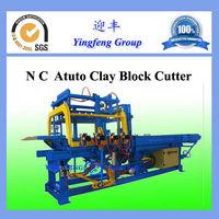 Numerical Control Clay block cutter/hollow block cutter