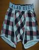 Chex Design Alan Rust Undergarment for Men