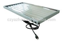 T5 Grow Light Fixture UL 24w/54W Hydroponics fluorescent tube warm white 2700k/ cool white 6500k