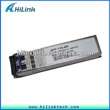 Fiber Optic 10gbps SFP Transceiver 40km
