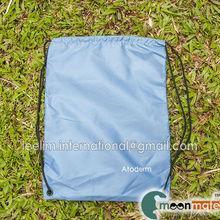 nylon drawstring bag shopping bag promotion bag