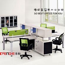 China modern open office workstation