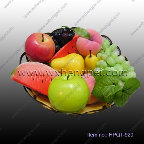 Simulation of fruits and vegetables Fashion simulation of fruit salad bag/phone/key chain straps simulation food/fruit