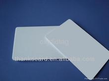 Free Designed Plastic MF 1k S50 card MF classic card