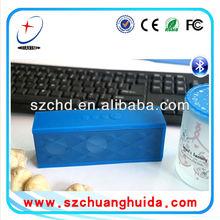 wireless bluetooth support TFcard mini speakers portable 500mah li-lion battery