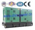55 kva- automático completo generador diesel insonorizado
