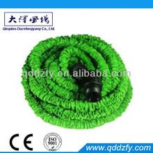 High Quality Elastic Flexible Garden Hose Expandable 25ft / 50ft / 75ft