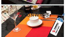 Modern Leisure plastic dining table mat