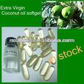 fornitore porcellana salute prodotto olio di cocco softgel