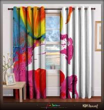 Devarshy Modern Arts Curtains